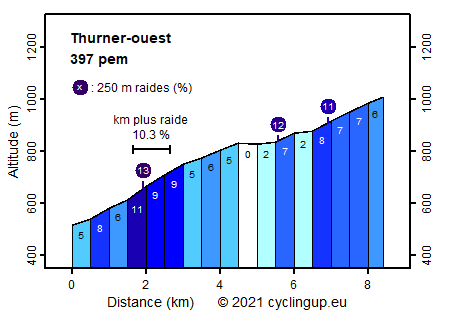 Profile Thurner-ouest